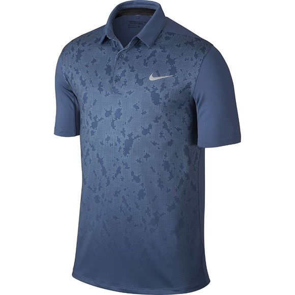 a614d52f4 Nike Shirts | Mens Standard Fit Mobility Camo Golf Polo Xl | Poshmark